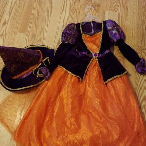 Beautiful girls witch Halloween witch & from cracker barrel Costumes | Beautiful Girls Witch Halloween Witch ...